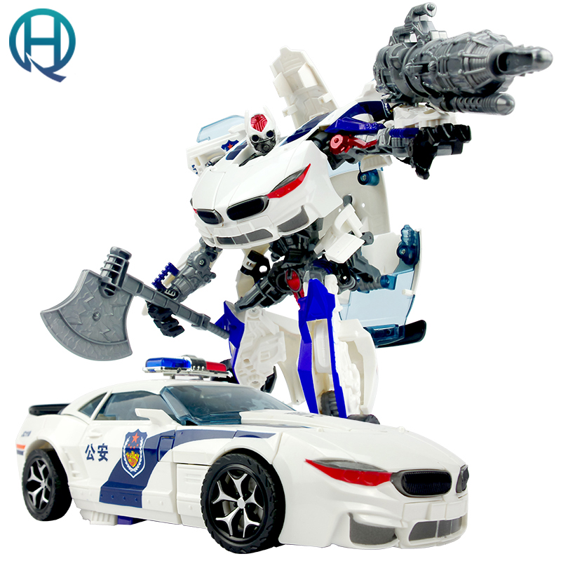 high quality police transformation robot toys robocar robot car deformation robot bus toys for. Black Bedroom Furniture Sets. Home Design Ideas