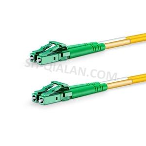 Image 5 - LC APC lc APC 光ファイバパッチコードデュプレックス 2.0 ミリメートルの pvc 光シングルモード FTTH 繊維パッチケーブル LC コネクタ