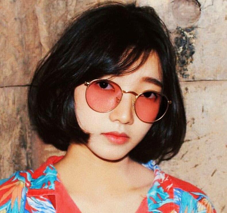 3cfb3e76b0d JackJad 2019 Fashion Classic 3447 Round Metal Style Sunglasses Men Women  Vintage Retro Brand Design Sun Glasses Oculos ...