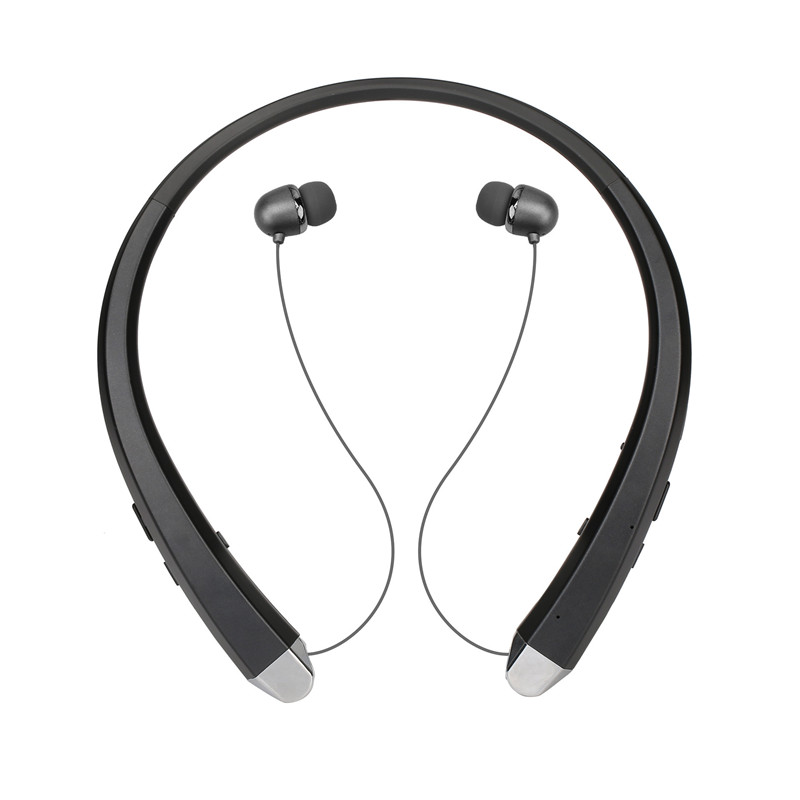 HBS-910 Bluetooth Earphone Adjustable Universal Csr Solution Stereo Sports with Vibration Bluetooth Earphone with Microphone pisen le004 bluetooth earphone