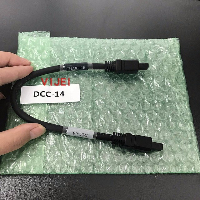 Made in China FSM 60S fsm 60R fsm 18S fsm 18R Fusion Splicer charging cable BTR 08 Cable  battery charge DCC 14