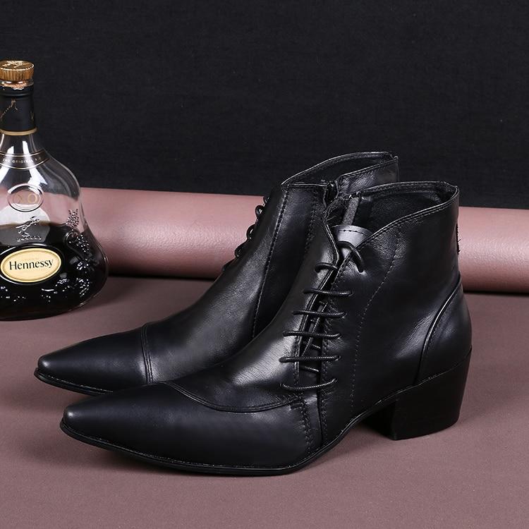 botín negro publicidad para escorts
