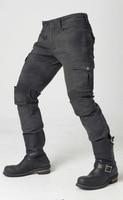 Free shipping uglybros MOTORPOOL UBS06 jeans men's motorcycle jeans pants protection equipment moto pants racing pants 2