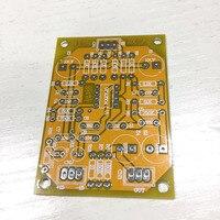 Lite ic 포노 회로 기판 pcb mm 포노 riaa 안티-부정적인 피드백을 적용