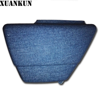 XUANKUN Motorcycle Parts Six Stalls Left Middle Fender Right Plastic Parts Battery Cover CFMOTO