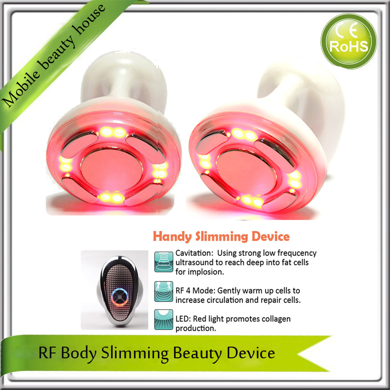 KD-9088 Ultrasonic rf Photon Radio Frequency Skin Tightening Body Slimming Beauty Device 3 IN 1 Rechargeable DHL Free Shipping ultrasonic photon cavitation vacuum rf radio frequency skin tightening firming body slimming massager machine