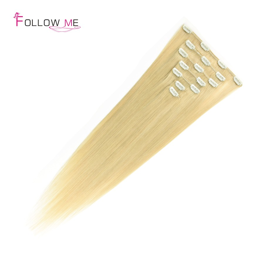 clip in human hair extensions (7.)