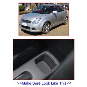 Image 3 - For Suzuki Swift 2005   2017 Center Centre Console Storage Arm Rest Rotatable Box Armrest 2006 2007 2008 2009