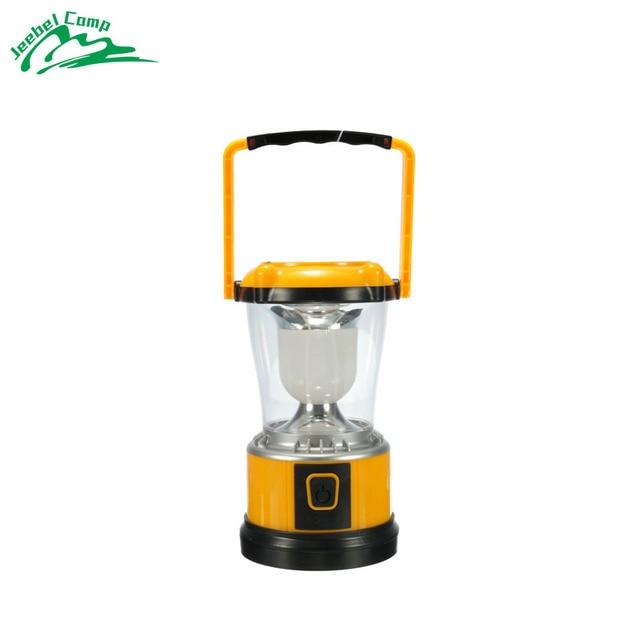 Multifunktionale Outdoor Solarbetriebene Wiederaufladbare LED Lampe ...