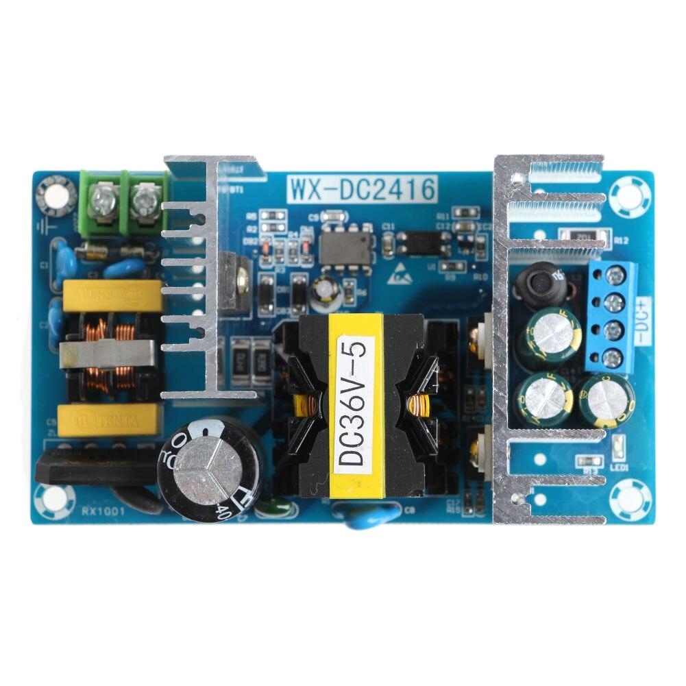 Преобразователь переменного тока 110 В 220 В постоянного тока 36 В макс. 6,5a 180 Вт, регулируемый трансформатор, драйвер питания 828