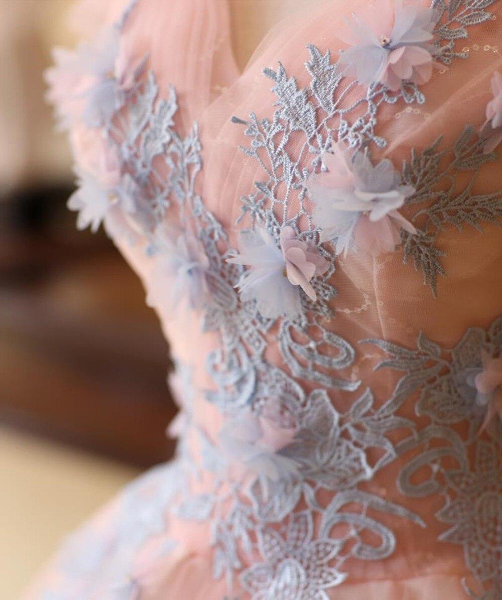 Berühmt Kurzes Rosa Partykleid Bilder - Brautkleider Ideen ...
