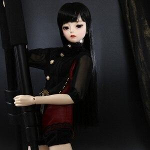 Image 4 - Dollmore mioA ตุ๊กตาใหม่ 1/3 เรซิ่นสาวของเล่นสำหรับสาววันเกิด Xmas ที่ดีที่สุดของขวัญตัวเลขตุ๊กตา BJD SD