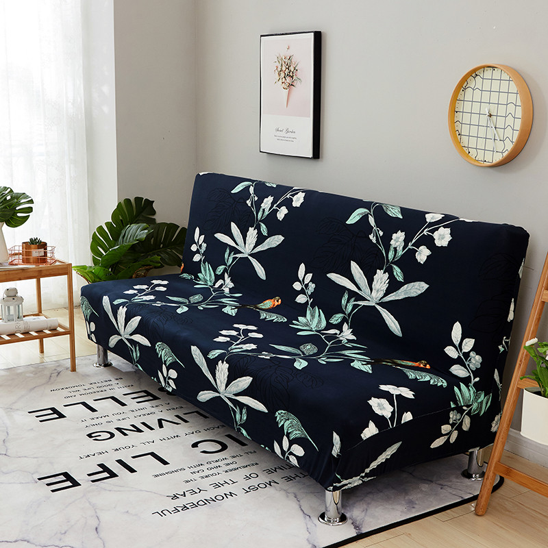 Armless Sofa Bed Cover