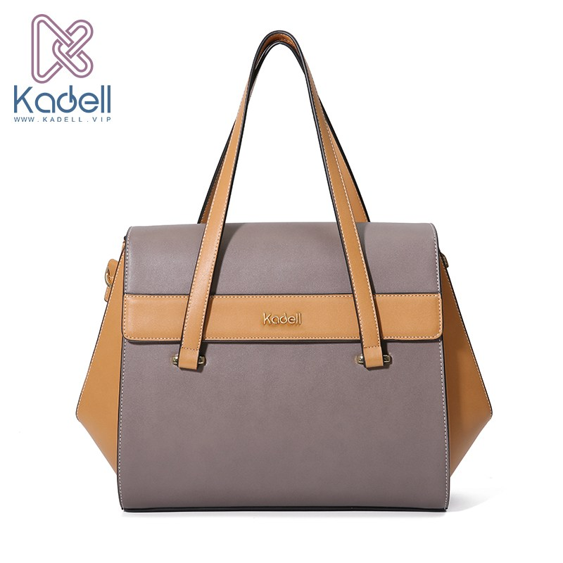 Kadell Luxury Brand Bag Women Handbag Satchel Ladies Hand Bags Big Capacity Female PU Leather Tote Bags for Women Shoulder Bags
