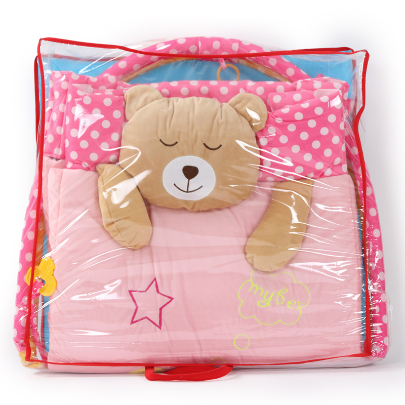 Tapis de jeu bébé tapis pour enfants tapis de sol garçon fille tapis de jeu tapis de jeu tapis d'activité bébé pour enfants jouet éducatif loisirs JH-778524A - 6