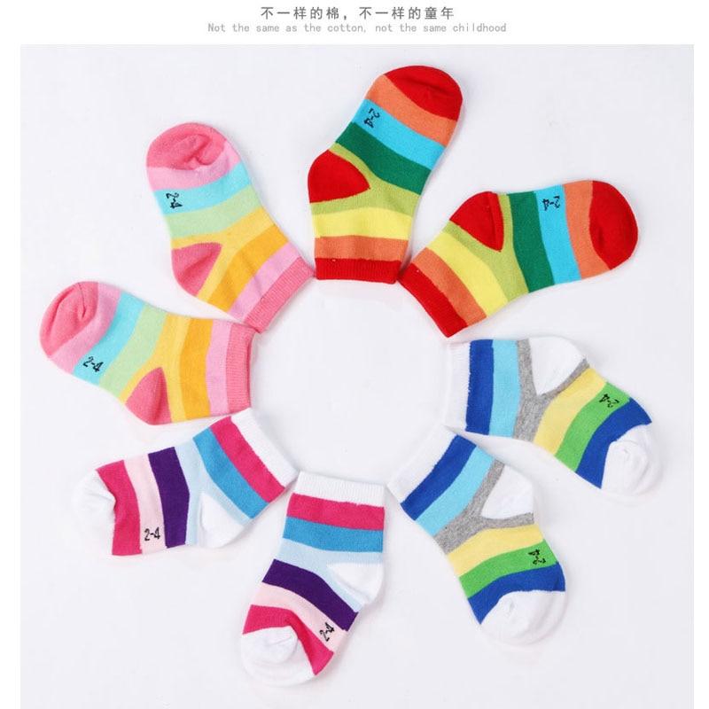 3 жұп / сәнді сән Toddler Baby Socks Boy және Girl - Балалар киімі - фото 6