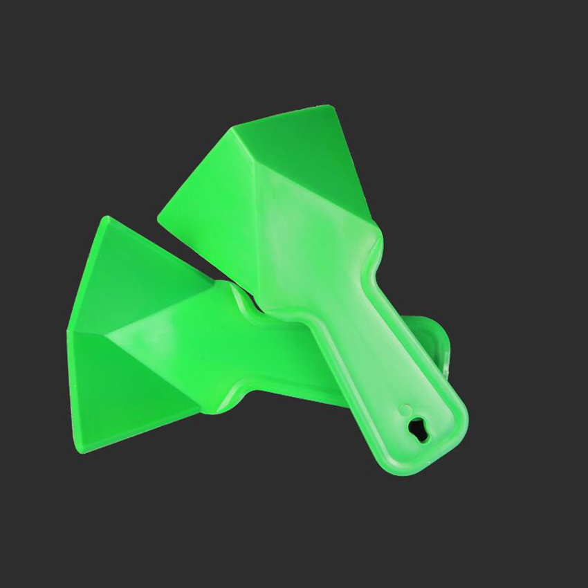 1pc Plastic Drywall Corner Scraper Finisher Cleaning Stucco Removal Builder Tool For  Home Improvement