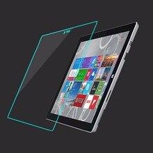 Hd clear a prueba de explosiones vidrio templado para microsoft surface pro 3 film protector de pantalla para microsoft surface pro 3 12.0 pulgadas