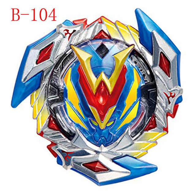 Asli Beyblade Burst B-110 B-106 B-105 B-104 B-103 Logam Fusion Toupie Bayblade Meledak Belt Launcher Anak Blade Mainan Suara