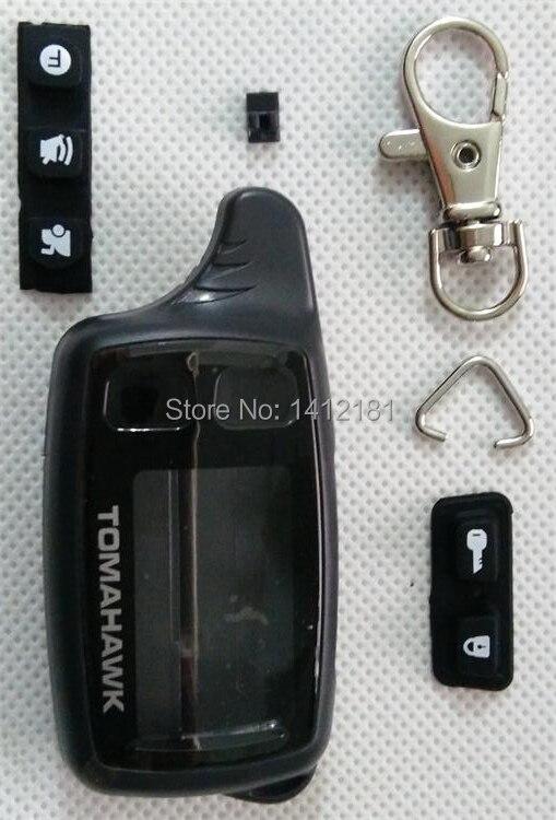 TW9010 случай брелок для Tomahawk TW-9010 TW-9030 TW-9020 удаленного брелок цепи, TW 9010 9030 9020, TW9030, TW9020