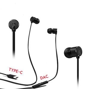 Image 2 - Orijinal OnePlus mermi 2t kulaklık tip c OnePlus mermi 2T kulak içi kulaklık için uzaktan Mic ile Oneplus 7 pro/6 T cep telefonu