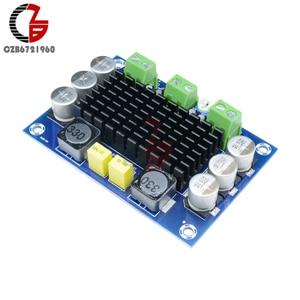 Image 2 - 100W TPA3116 Power Amplifier Board DC 12V 24V TPA3116DA Mono Channel Digital Stereo Audio Amplifier Board High Power AMP Module
