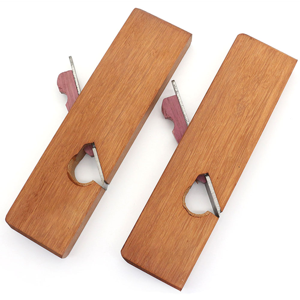 Mini Rosewood Hand Planers Bottom Edged DIY Carpenter Handle Tools Woodworking Hand Tool Unilateral/Single Wooden Plane
