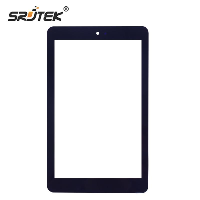 Srjtek For Dell T02D Venue 8 3830 Touch Screen Digitizer Glass Lens Parts Replacement 8'' For Dell T02D Venue 8 3830 Black энергосберегающая компактная лампа master pl e 20w 827 e27 philips 871150075143010