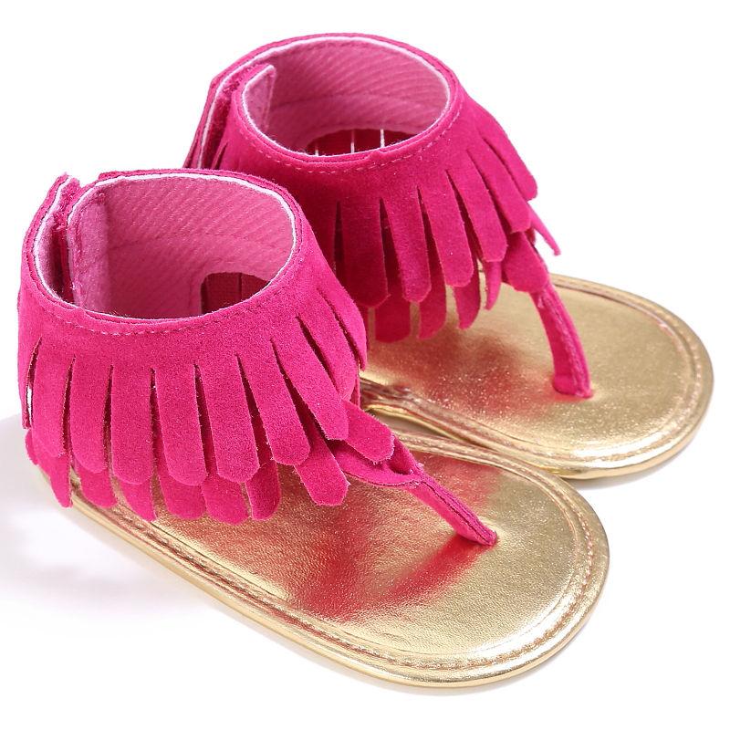 Newborn-Baby-Boy-Girl-Summer-Sandal-Tassel-Shoes-Clogs-Soft-Sole-Prewalker-Baby-Girls-0-18M-3