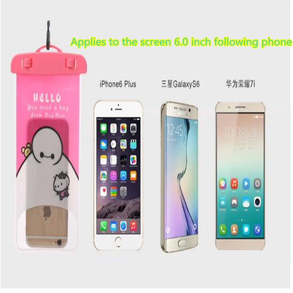 competitive price 085f0 71db1 Universal Waterproof Case For OPPO R7 Plus R7s N1 mini Neo Find 7 N3 ...