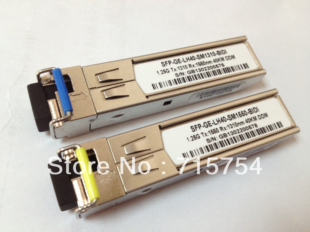 For CISCO,GLC-BX-D80/GLC-BX-U80, 1.25G,Singlemode,1490/1550 BIDI SFP , 1550 /1490nm,80KM,single LC connectorFor CISCO,GLC-BX-D80/GLC-BX-U80, 1.25G,Singlemode,1490/1550 BIDI SFP , 1550 /1490nm,80KM,single LC connector