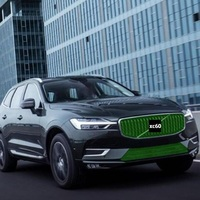 2018 2019 for Volvo xc60 Standard edition water tank insect net modified special insect net dust net anti blocking protective