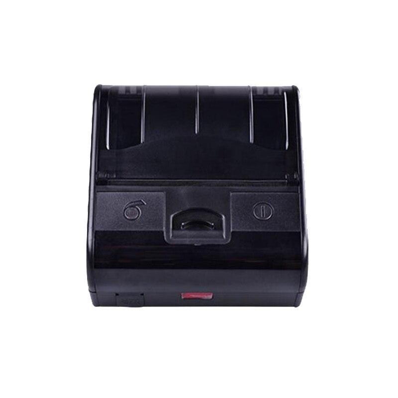 80mm impresora portatil bluetooth pos thermal RS-232 USB roll printer support Windows Android mobile phone printer high quality