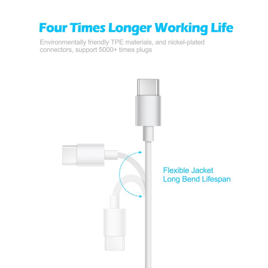 For Iphone 6 7 To Usb Type C Cablecharging Data Transmission Cable 4 Wire Plug Diagram Ipad 20 Macbook Pro Mobile Phone Cables In From