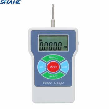 shahe 2N Digital Tension Meter Push Pull Force Measuring Instruments Tension meter Gauge