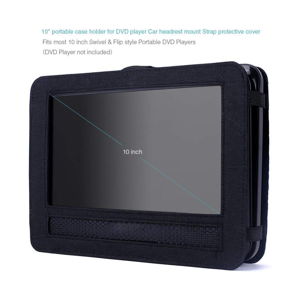 Դդում 10 դյույմ Portablecase կրող մեքենայի - Ավտոմեքենայի ներքին պարագաներ - Լուսանկար 2