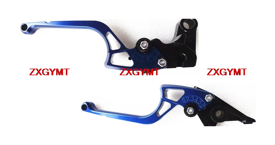 for YAMAHA Tw200 2001 - 2004 Brake & Clutch Levers