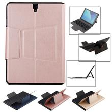 Ultra Slim Bluetooth Keyboard with Leather Case Cover For Samsung Galaxy Tab S3 9.7 T820/T825 17Nove24