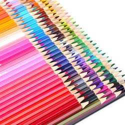 qianshan 120 Colored Pencils Safe Non-toxic Drawing Painting Colors Artist Supplies Sketch Color Pencil Oil For Drawing Painting