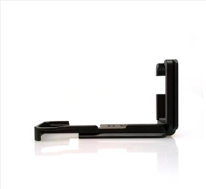 Pro Vertical L Type Bracket Tripod Quick Release Plate Base Grip Handle For CANON EOS M3 Camera