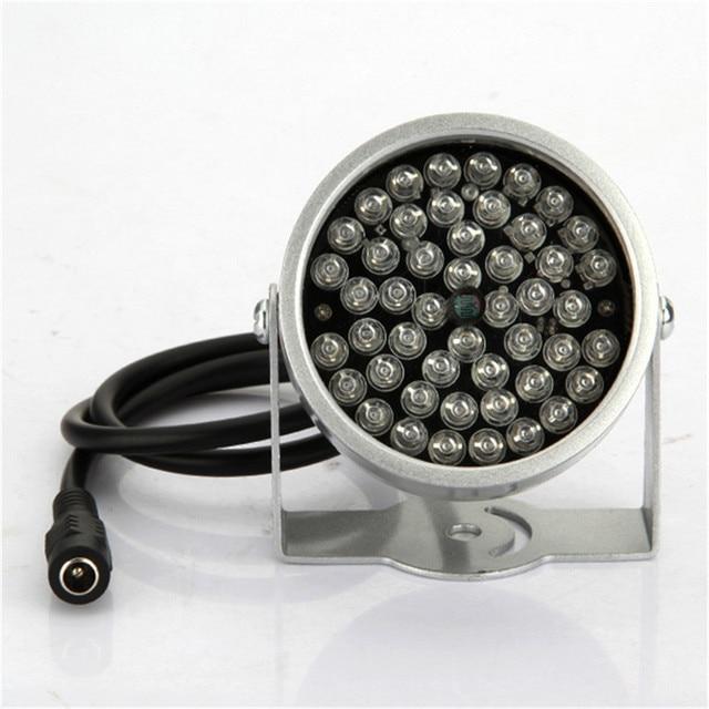 8.28biggest Sale!48LED Illuminator IR Infrared dome hd Night vision enhancement Fill light Vision 40M Lamp Securit 850nm 12V