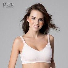 Loveincolors Nursing Bra Cotton Maternity Breastfeeding Wire Free Sleep Brief  Prevent Sagging Pregnant Women Underwear