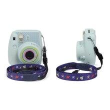 Kamera 1,2 Meter 47,2 zoll Nette Neck Schulter Gurt Gürtel für Instax Kamera Mini 9 / Mini 25 / Mini 70 / Mini 90 Rosa