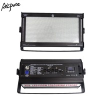 High power 1000W LED RGB 3 in 1 Strobe Light 3 Color Atomic 3000 LED Strobe Lighting Stage Party Music Active