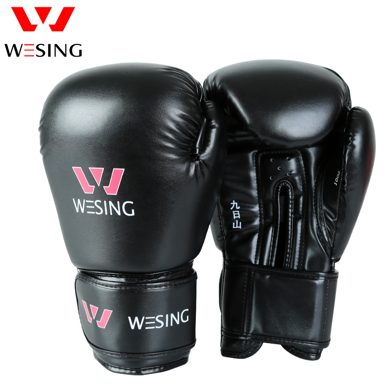 Kick Boxing Gloves Women MMA Muay Thai Fight Glove luva de box Pro boxing gloves  8 10 12 14 16 Oz wesing muay thai boxing gloves micro fiber thai boxing gloves approved by ifma