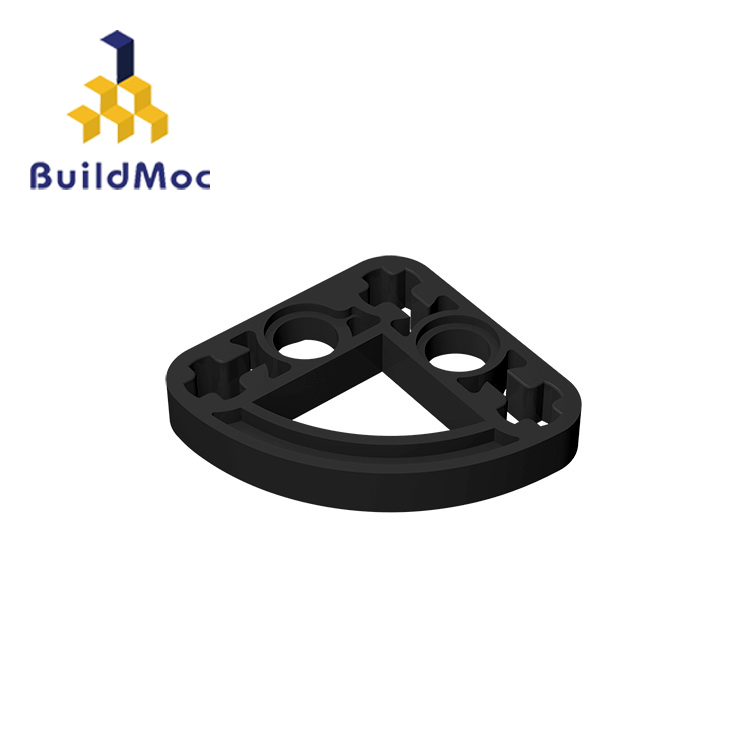 BuildMOC Compatible Assembles Particles 32249 3x3For Building Blocks Parts DIY LOGO Educational Creative Gift Toys