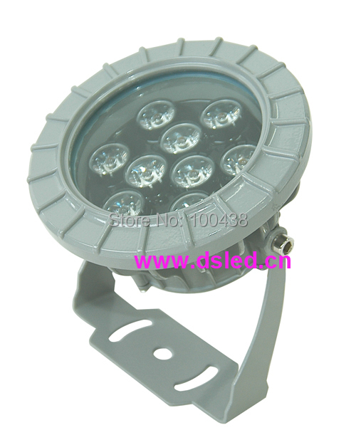 ФОТО Free shipping !! high power 9W LED outdoor light,outdoor LED spotlight,good quality,CE,IP65,110-250VAC,DS-06-13-9W,Aluminum