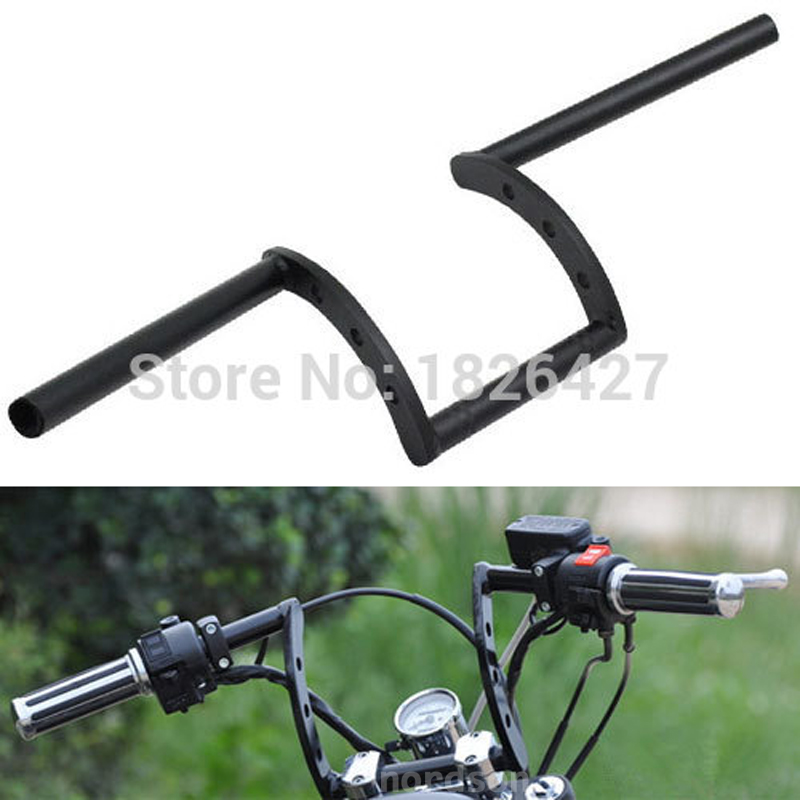 ФОТО Drag Pullback Motorcycle Handlebar 7/8'' 22mm or 1