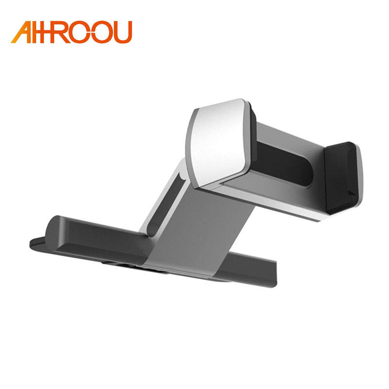 AHHROOU Universal CD Slot Car Mobile Phone Holder Mount Cradle For All 3.5-6.0 Inch Phone For iPhone Samsung Free Shipping