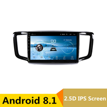 10″ 2.5D IPS Android 8.1 Car DVD Multimedia Player GPS For Honda Odyssey 2015 2016 2017 audio car radio stereo navigation